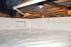 Crawl Space Repair After in La Grange
