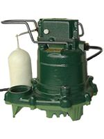 cast-iron zoeller sump pump systems available in Roberta, Georgia